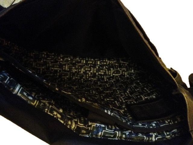 Bolsa Carteiro Case Logic para Notebook - Foto 6
