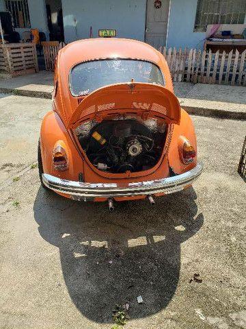 Carro antigo  fusca  - Foto 4
