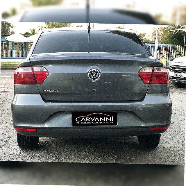 Volkswagen Voyage 1.6 MSI 2019 Com GNV - Foto 6