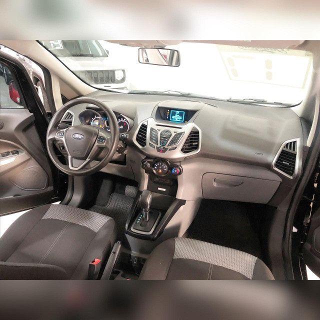 Ford Ecosport 1.6 16v Se Flex Powershift 5p - Foto 11