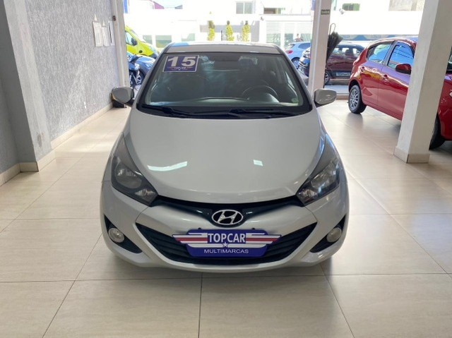 Hyundai Hb20S  Confort Plus 1.6 Automatico  2015!!!!