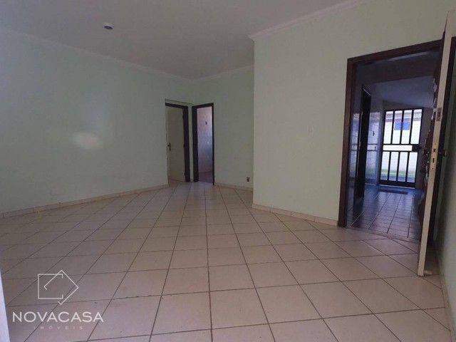 Apartamento Garden com 3 dormitórios para alugar, 97 m² por R$ 1.485/mês - Heliópolis - Be - Foto 3
