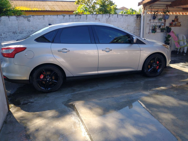 Ford Focus SE AT 2.0 S 16val 2015 - Foto 5