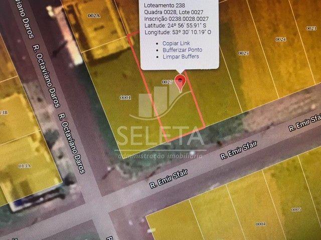 Terreno à venda, na Fag, 455 metros quadrados, próximo ecopark e avenida.