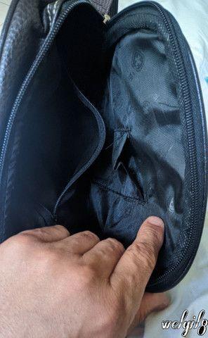 Bolsa de Ombro, a Tira Colo, usada uma vez! - Foto 4