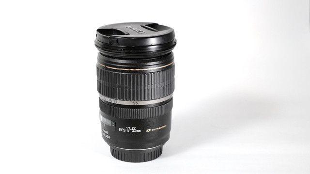 OPORTUNIDADE: Kit fotografico CANON - Foto 6