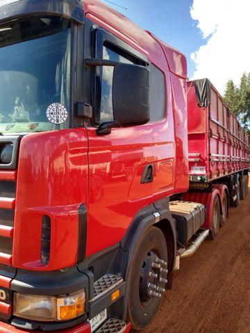 Scania R 114 360 6x2 muito novo - Foto 2