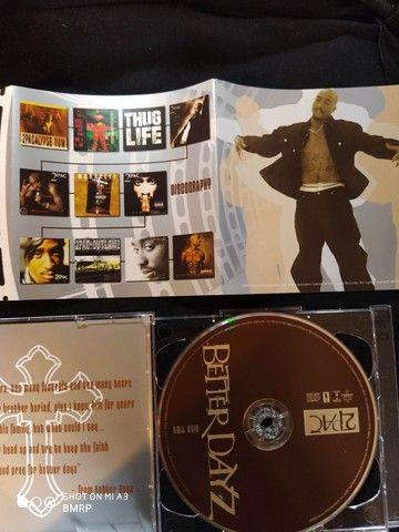 CD Duplo 2Pac  - Foto 5