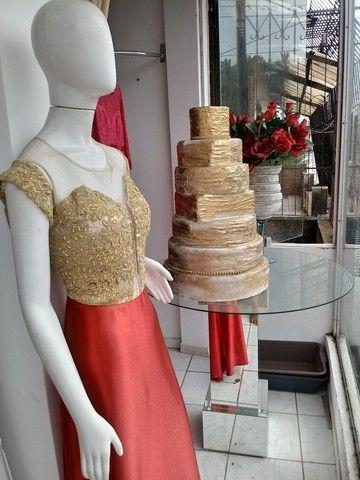 Vestido de festa 100,00 - Foto 2