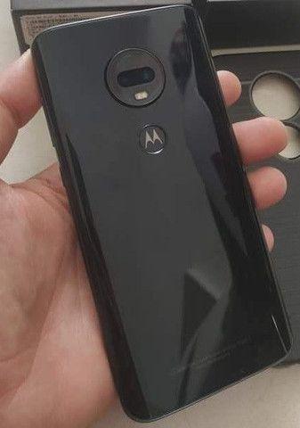 Moto G7 plus trincado troco por outro celular - Foto 4