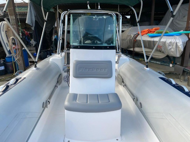 bote flexboat sr-500 gII lx - Foto 12