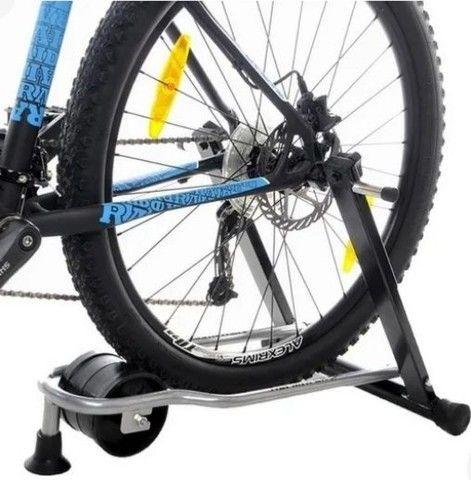 Rolo de treinamento para bicicletas  - Foto 2