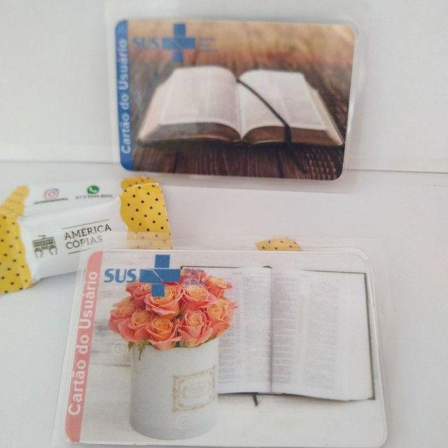 Cartão SUS Personalizado  - Foto 4