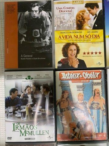 Pack com 16 DVDS  - Foto 4