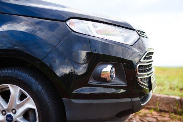 Excelente Oportunidade Ecosport Titanium 2.0 Completo 2014 Novinho TODO revisado pneus OK - Foto 4