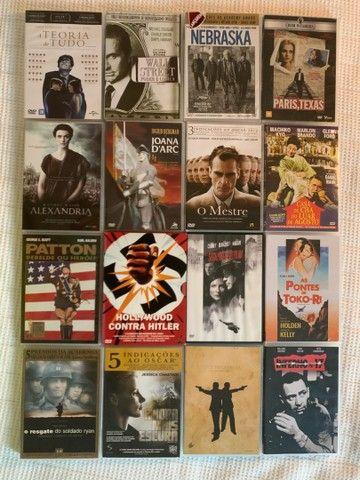 Pack com 16 DVDS