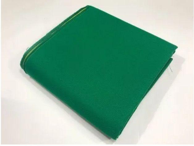 Troca de pano de Mesa sinuca ( Promoção ) no pano verde - Foto 2
