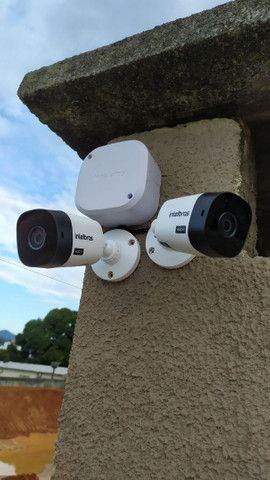 CFTV câmeras de segurança  - Foto 2