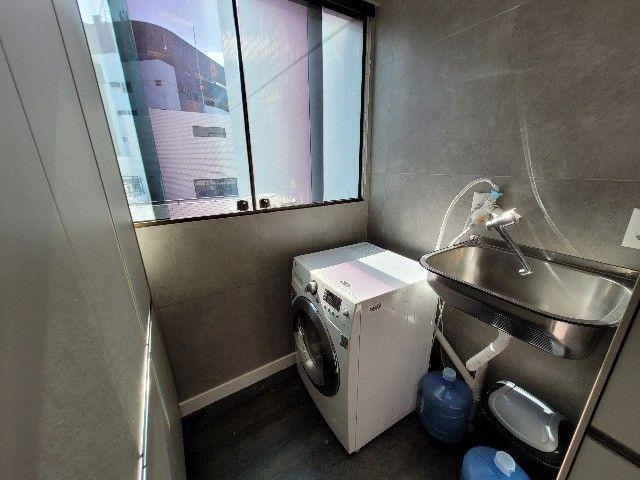 BFN - Luxuoso flat finamente decorado em Boa Viagem com 51m² e piscina na cobertura!  - Foto 20