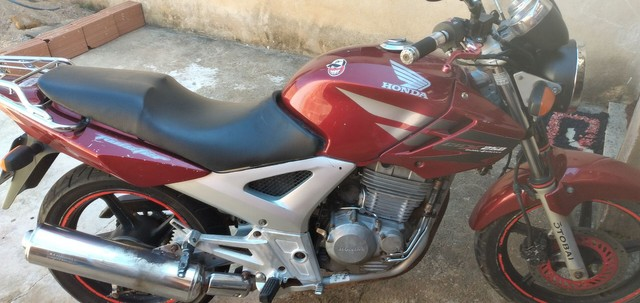 Honda cb twister 250 cc - Foto 2