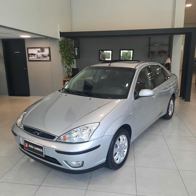 Ford Focus Sedan Ghia 2.0 16v Automatico 2006