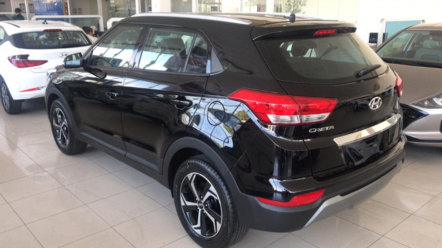 HYUNDAI CRETA SMART PLUS 1.6 AT 20/21 - Foto 6