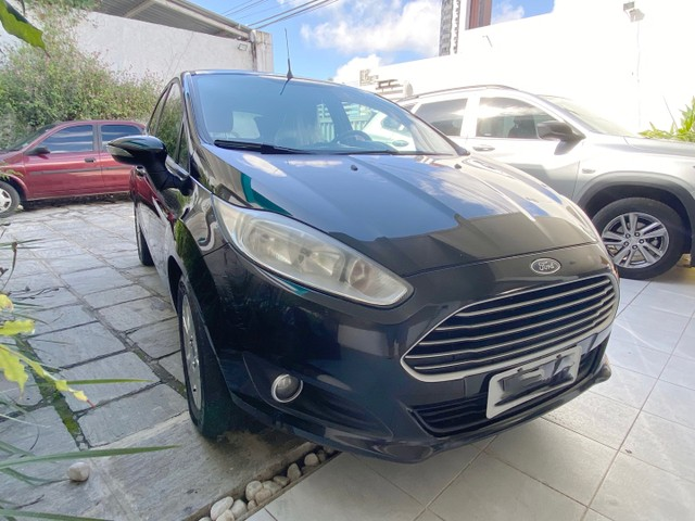 New Fiesta 1.6 2013/2014 - Oportunidade