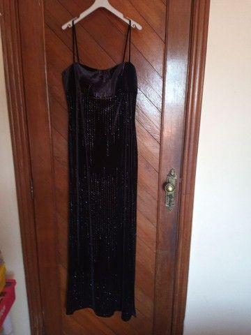 Vestido longo de festa - Foto 3