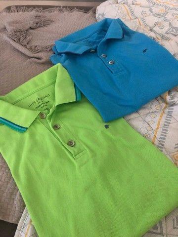 Camisa Polo Ellus TAM: P