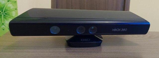 xbox 360 slim com kinect  - Foto 4