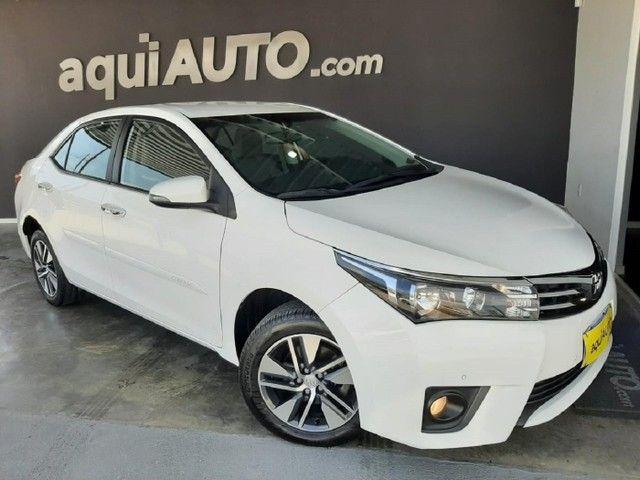 Toyota Corolla Sedan GLI 1.8 16v Automático 2017 Único Dono!!!