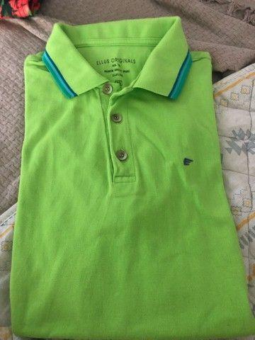 Camisa Polo Ellus TAM: P - Foto 2