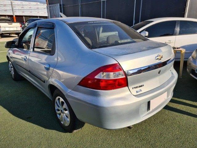 Chevrolet Prisma 1.4 LT Flex Completo 2012 GNV - Foto 6