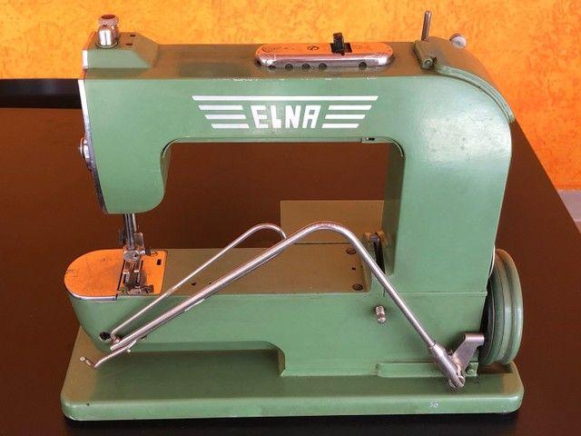 Máquina de costura Elna - Foto 2