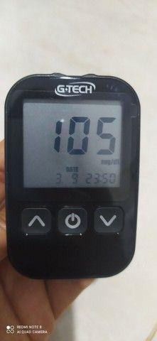 Medidor de glicose G tech