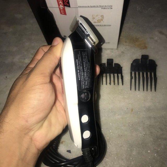 Máquina de corta cabelo ( Moga Pro ) - Foto 5