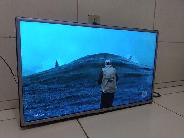 Vendo tv LG 32 polegadas - Foto 5