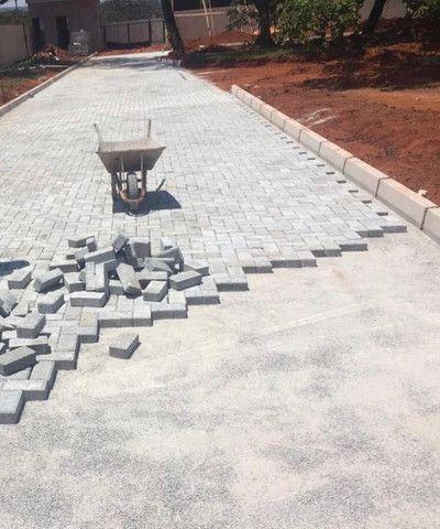 Pavimentação de Bloquete Instalado. - Foto 3