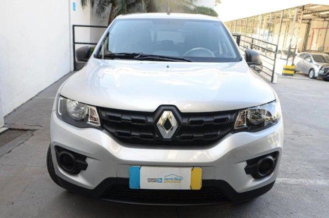 Renault Kwid Zen 1.0 Flex Manual  - Foto 4