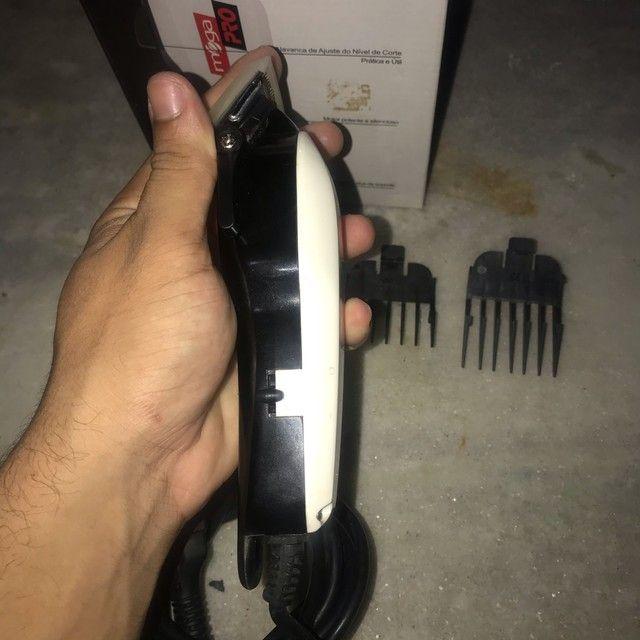 Máquina de corta cabelo ( Moga Pro ) - Foto 6