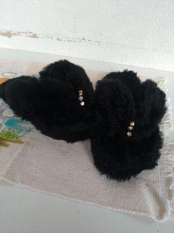 Sandália Confortável e Aconchegante - Foto 3