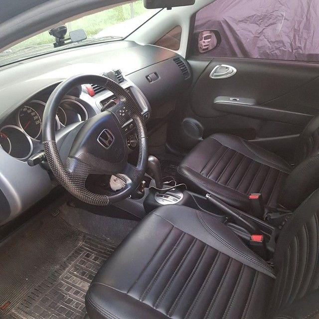 Honda Fit 2006 Automático V-Tec - Foto 3