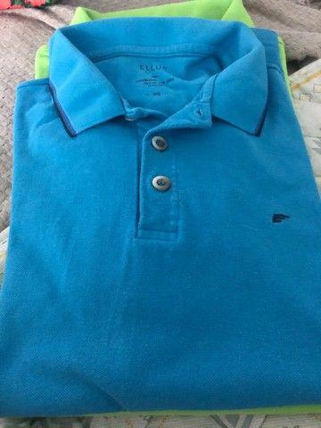 Camisa Polo Ellus TAM: P - Foto 3
