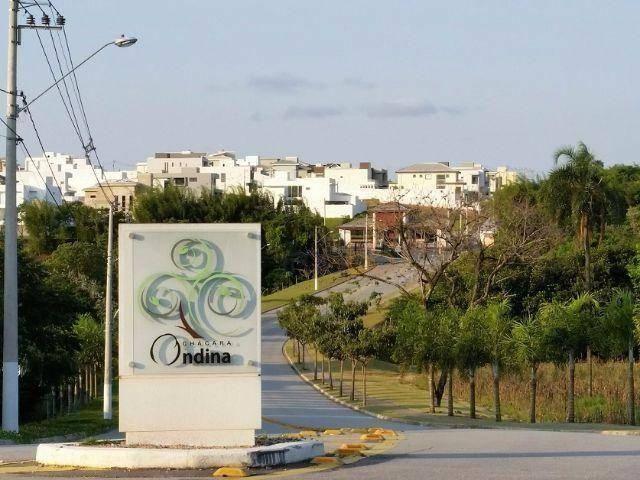Terreno residencial à venda, Jardim Residencial Chácara Ondina, Sorocaba.