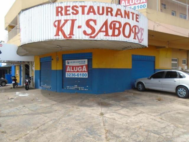 Loja comercial para locação, Setor Sudoeste, Goiânia.
