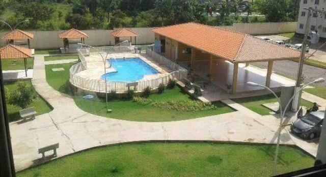 Parque Felicitá. Apartamento 2/4. Mobiliado. R$1.600. Condomínio e IPTU inclusos