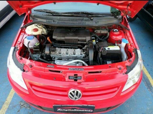 Volkswagen Gol 1.0 Trend Total Flex 5p Ano 2012