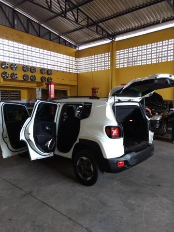 Jeep Renegade 4x4 Diesel Branco