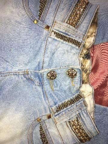 Calça Jeans Pit Bull