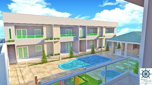 Casa Condomínio Mar do Almirante Residence 2 - Tamandaré